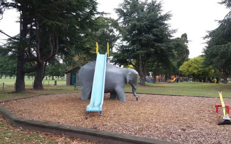 5 Christchurch Playgrounds Your Kids Will Love