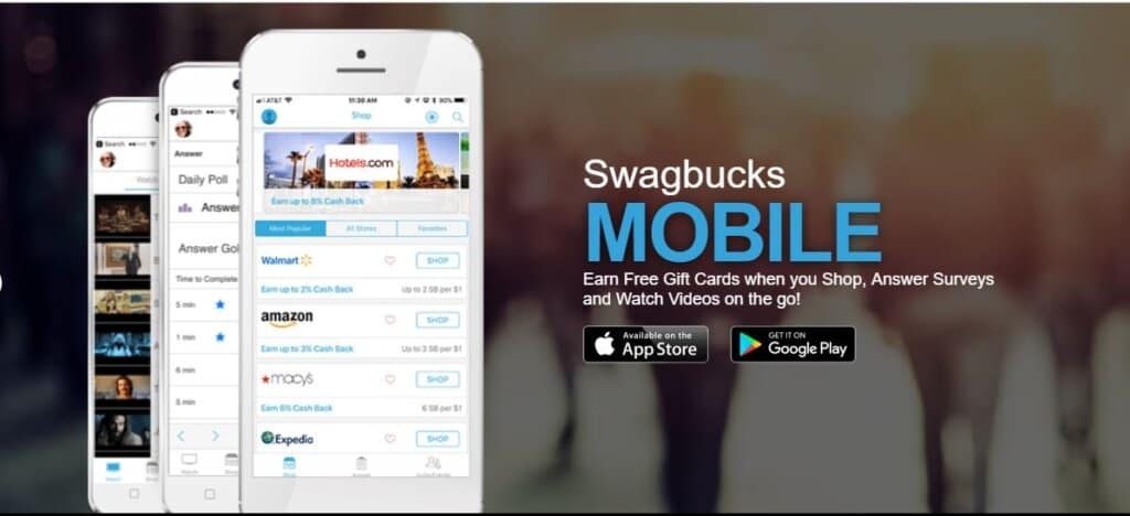 Want an easy way to make money online Australia free? Swagbucks is a free app that can do just that.