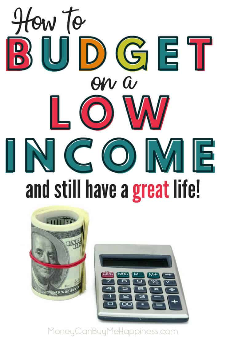 If you are living beyond your means there are ways to fix that. This method is the exact we have budgeted since we decided to pursue financial freedom. If you're wondering how to budget on a low income and still have a life, you need to read this article.