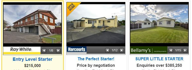 buying a starter house