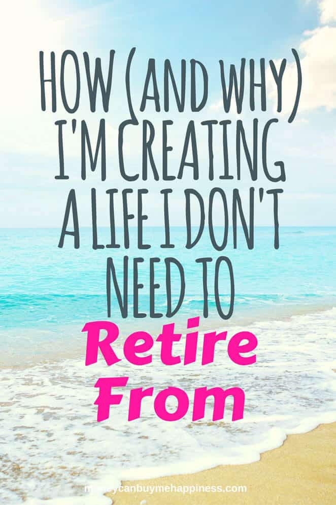 When I started this journey I thought early retirement was the end goal. Now I've changed my mind - I'm working towards creating an online income that gives me the freedom to travel with my family, whenever I choose. That sounds like the kind of life I don't ever want to retire from.