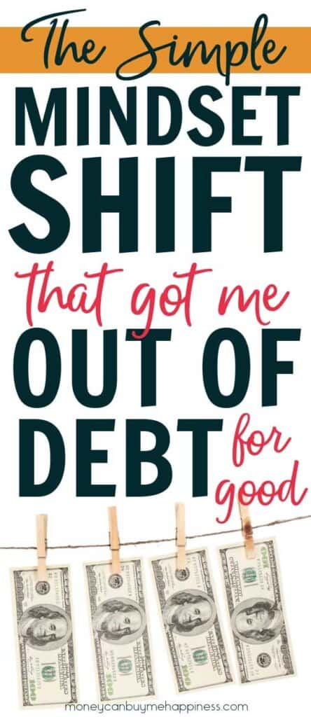 Tips for getting out of credit card debt.