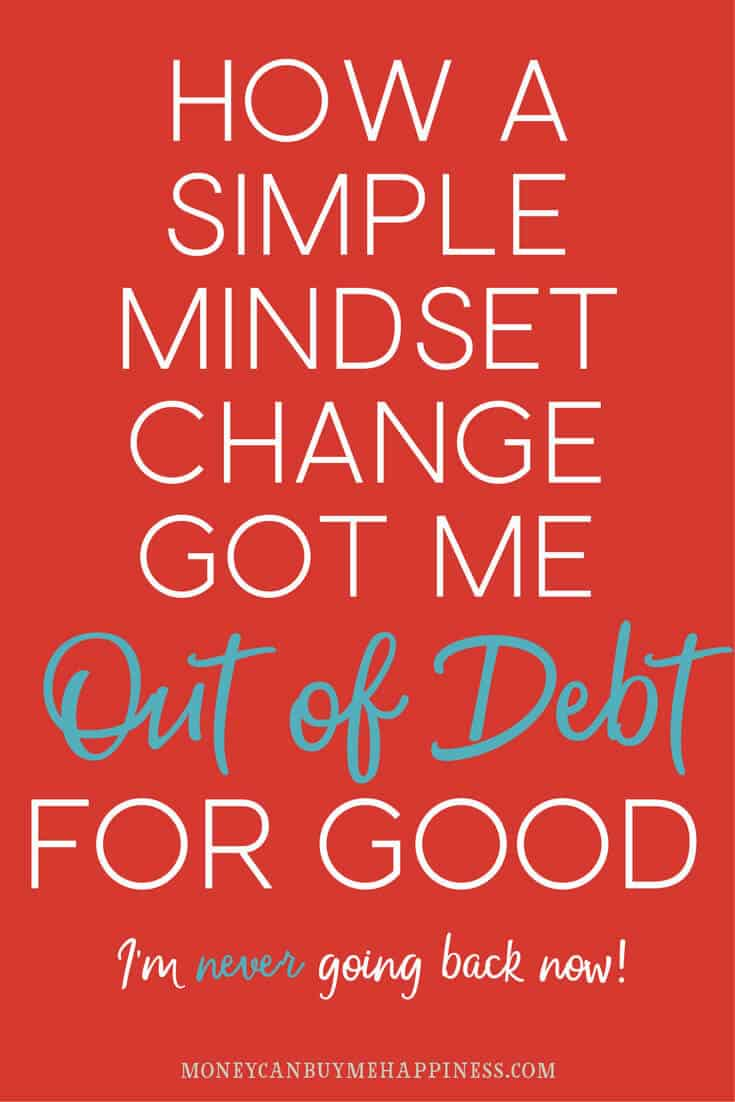 Paying off credit card debt has completely changed my life. If you're struggling with credit card debt you'll want to read this post, it's such a simple strategy to change the way you think about debt. get out of debt | paydown debt | credit card debt