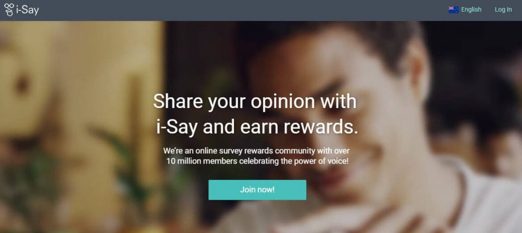 Ipsos i-Say is a new survey panel in New Zealand