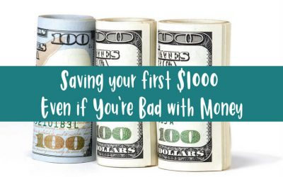 How to Save a $1000 Emergency Fund While You're Paying Down Debt