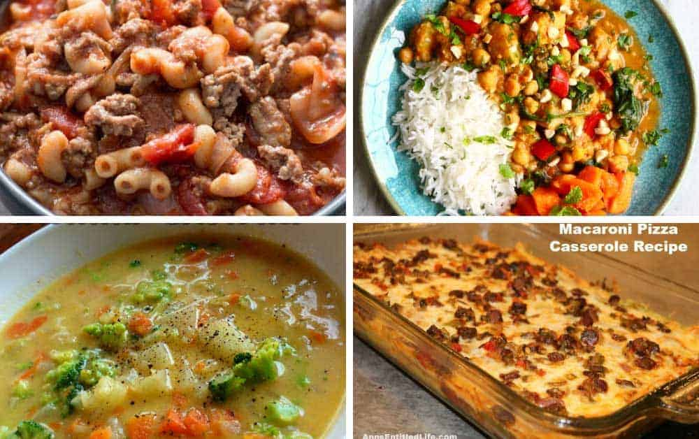 Cheap winter meals the whole family will love