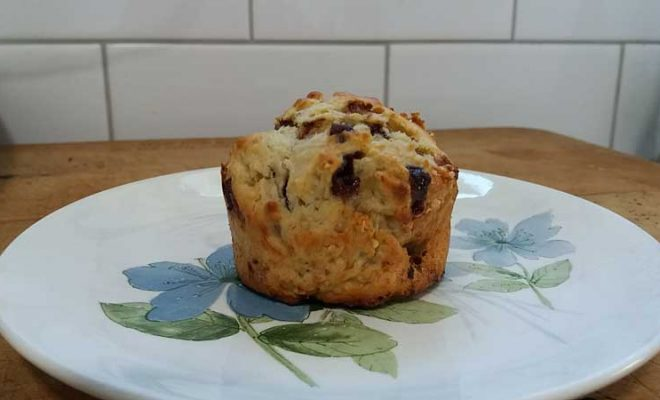 Banana Chocolate Chip Muffin Recipe Using Oil – Budget-Friendly and Delicious