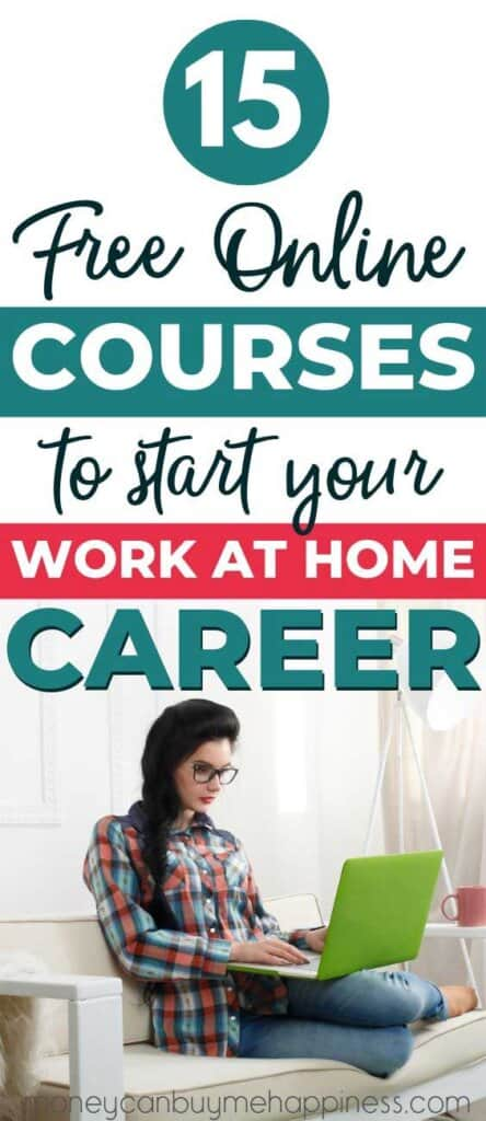 These free work from home courses will help you boost your skills so you can start a work at home business. If working from home is your dream, these free courses will help you find the right path for you. Working from home has given me the financial freedom to pay off my home and build a nest egg, whilst being there for my kids when they need me. I highly recommend trying one of these work from home free courses - you've got nothing to lose!