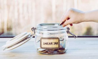 The Swear Jar Rules That'll Help You Stop Cursing (maybe)