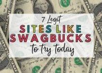 7 Sites Like Swagbucks for Making Extra Cash