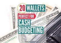 Best Cash Envelope Wallet: 20 Stylish Options for Cash Envelope Budgeting