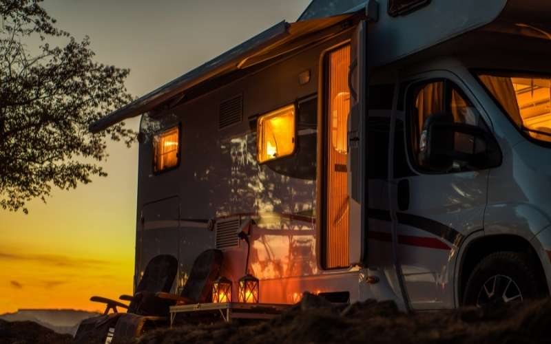 RV living is not always cheap but it can be