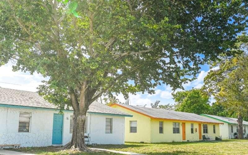 duplex or triplex homes